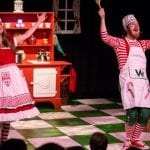 Visit to see Mrs Claus' Kitchen